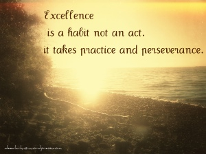 excellence/insight from a woman's heart