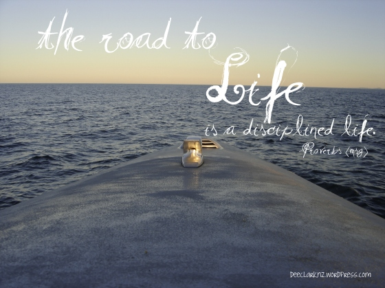 the road to life/insight from a woman's heart